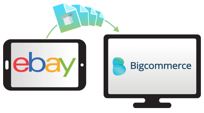 Transfering your eBay product data into Bigcommerce