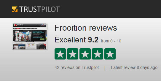 Frooition Trustpilot Review
