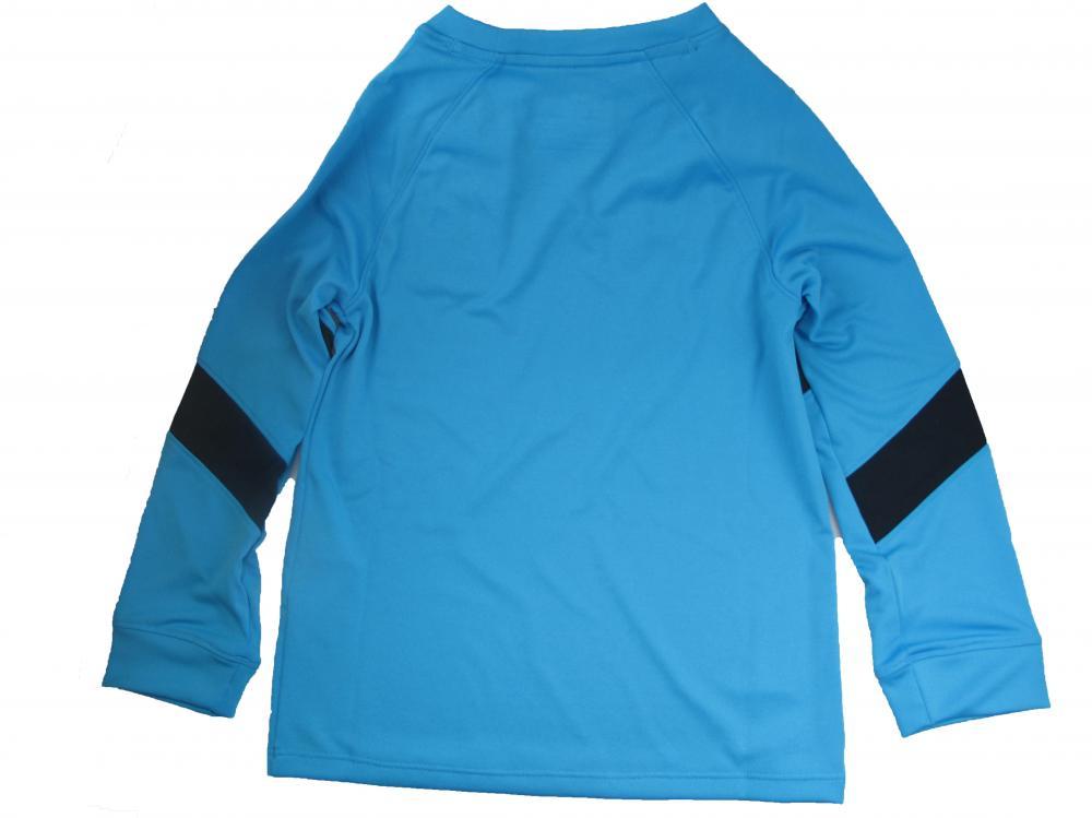 Tottenham hotspur under armour blue childrens football for Under armour tottenham polo shirt