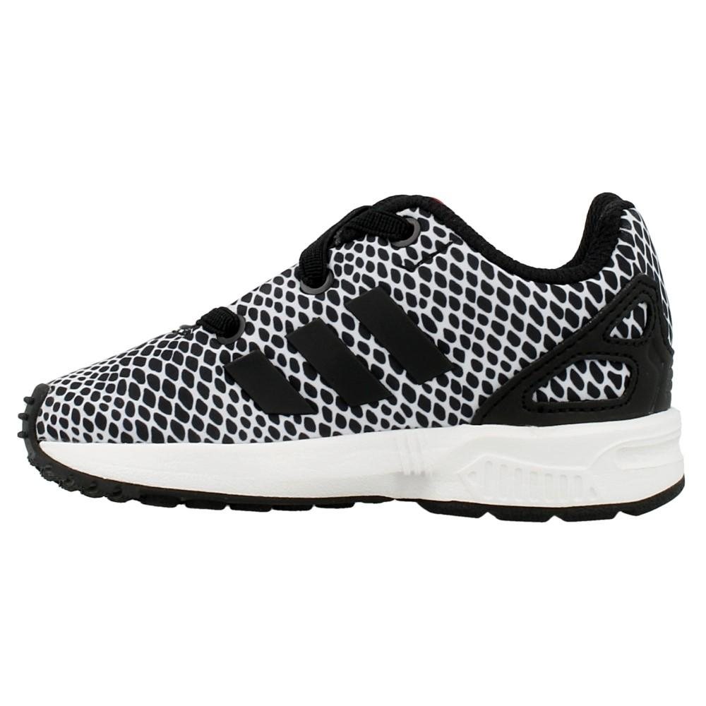 Adidas Zx Flux Racer Core Black Core Black Hers trainers Offspring
