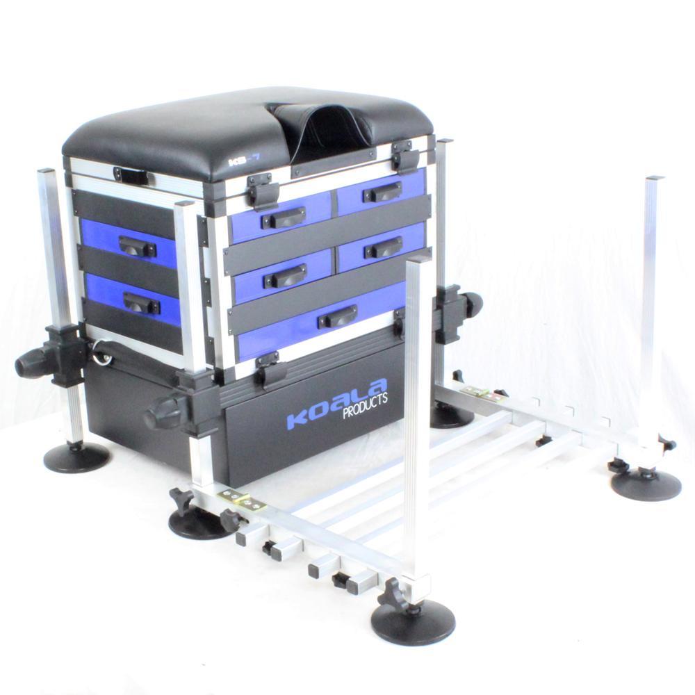 Koala products ks7 system 7 drawer seat box footplate - Koala components ...