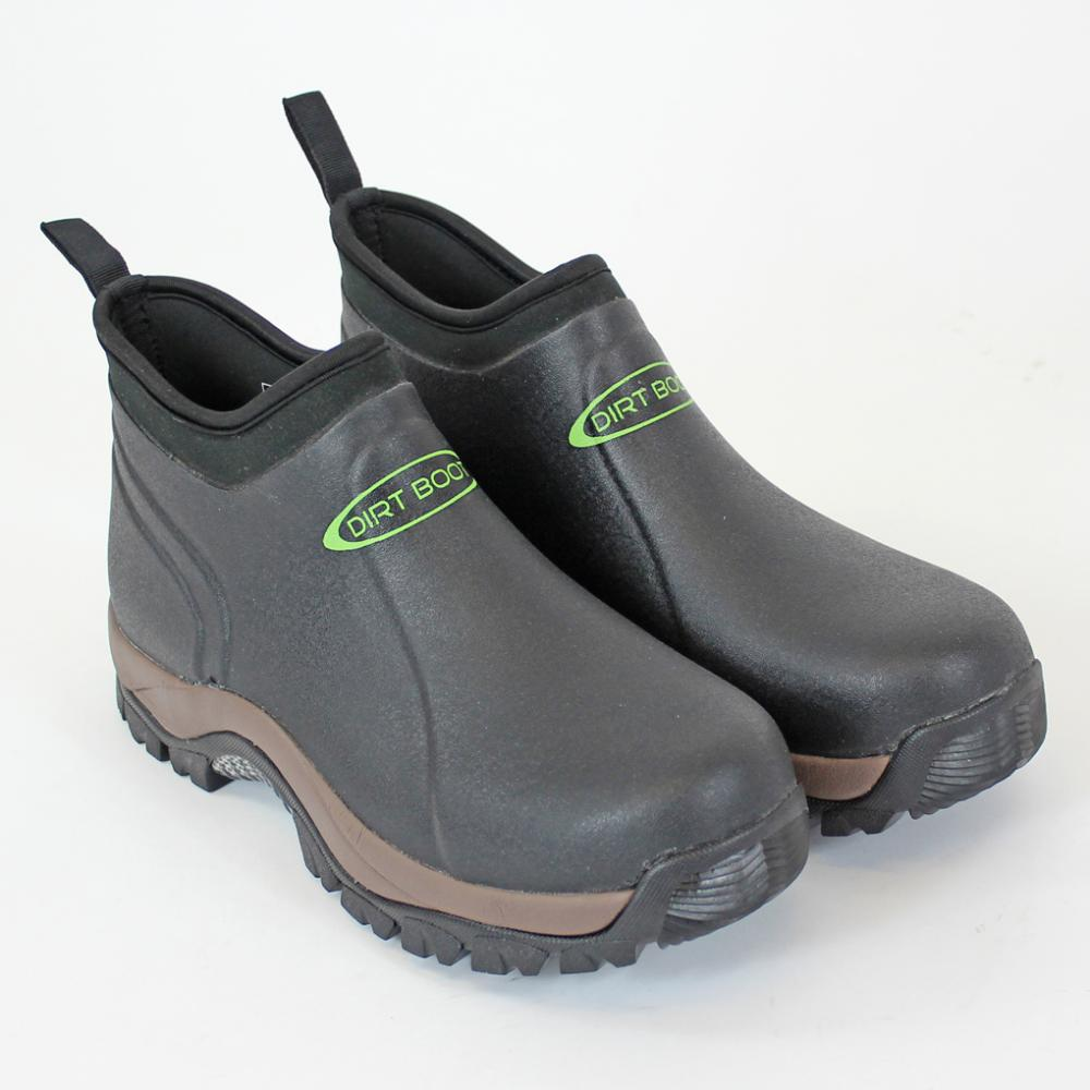 dirt boot neoprene wellington pro sport ankle muck boot