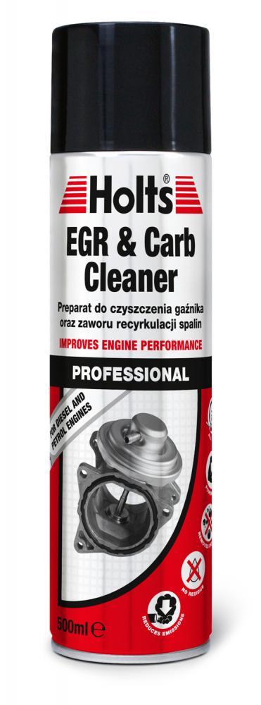 Egr cleaner spray