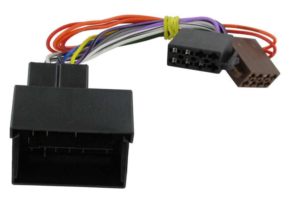 Connects2 Ct20mc01 Iso Stereo Wiring Harness Adaptor