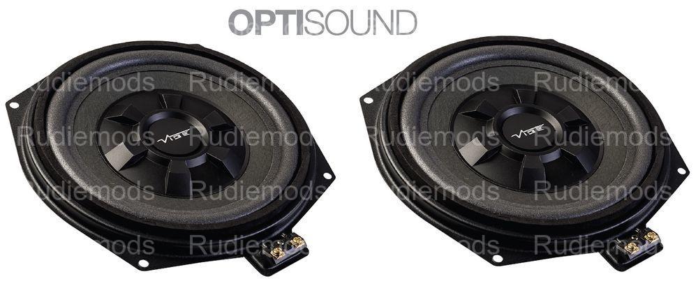 vibe optisound bmw 1 series f20 f21 car audio underseat subwoofers upgrade. Black Bedroom Furniture Sets. Home Design Ideas