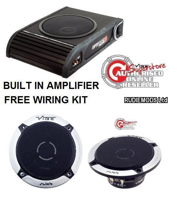 vw transporter t4 vibe amplified active subwoofer and dash speaker upgrade kit ebay. Black Bedroom Furniture Sets. Home Design Ideas
