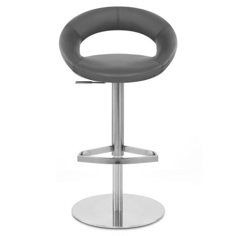 Oslo Wooden Bar Stool Available in Black Grey and Walnut  : grey1 from www.ebay.co.uk size 870 x 870 jpeg 36kB