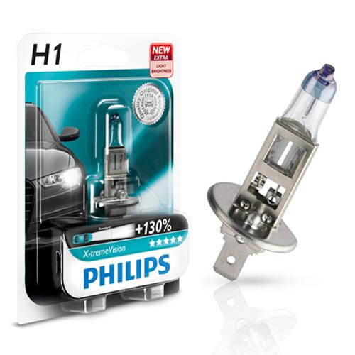 philips x tremevision 130 headlight bulbs single twin. Black Bedroom Furniture Sets. Home Design Ideas