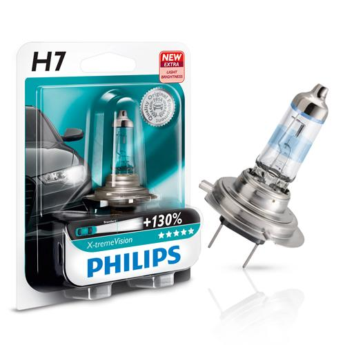 philips x tremevision 130 headlight bulbs single twin. Black Bedroom Furniture Sets. Home Design Ideas