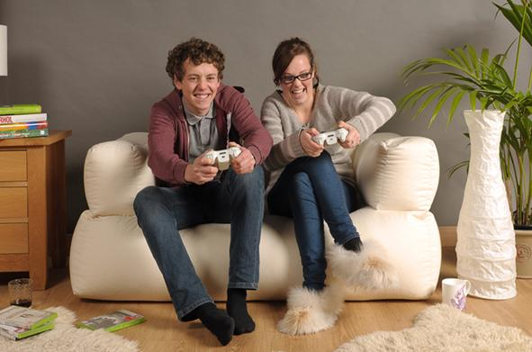 Bean-Bag-2-Seater-Sofa-in-10-Bright-Colours-Sofa-Beanbag-Childrens-amp-Adults