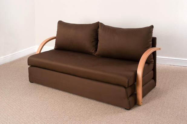 Foam Fold Out Double Sofa Bed