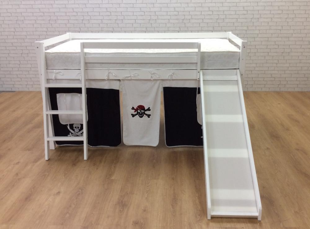 bed contour and products kids drawer desk package white post cabins pull square scallywag out cabin including the chest