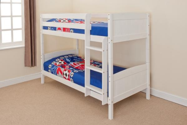 White Bunk Bed – Bunk Beds Design Home Gallery