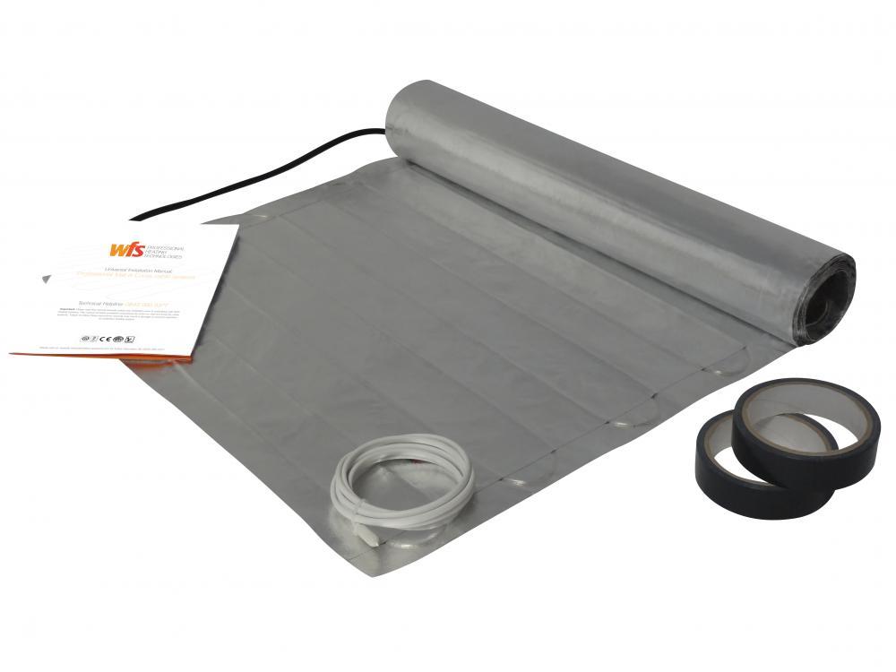Electric Under Laminate Wood Foil Underfloor Heating Mat