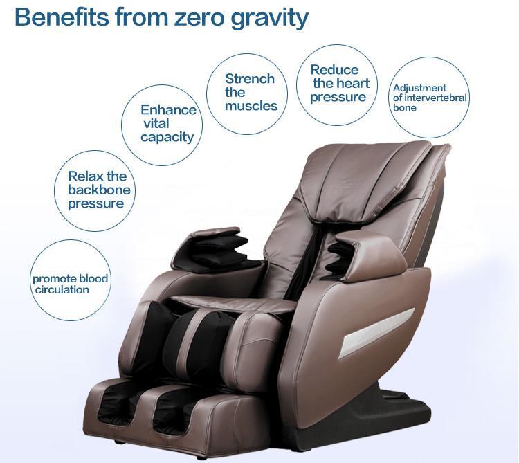 Zero Gravity Full Body Massage Chair new full body zero gravity shiatsu massage chair recliner heat