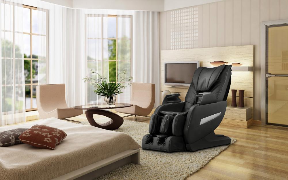Zero Gravity Full Body Massage Chair electric body zero gravity shiatsu massage chair recliner heat
