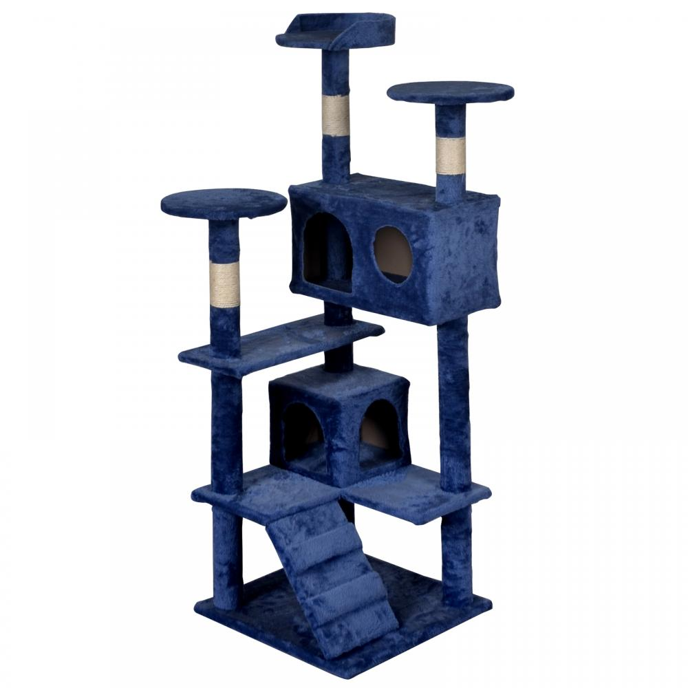 Bestpet Cat Tree Tower Condo Furniture Scratch Post Kitty Pet House New T52 Ebay