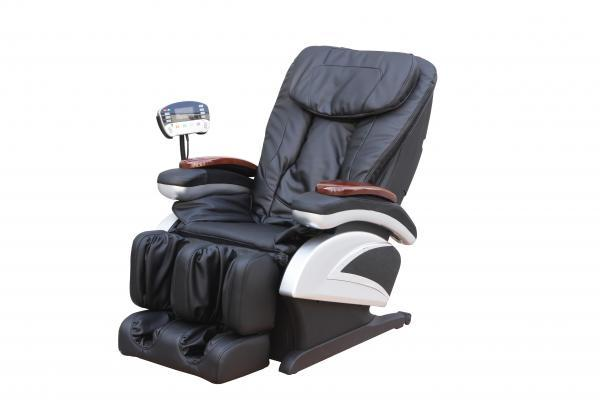 Electric Full Body Shiatsu Massage Chair Recliner wHeat Stretched