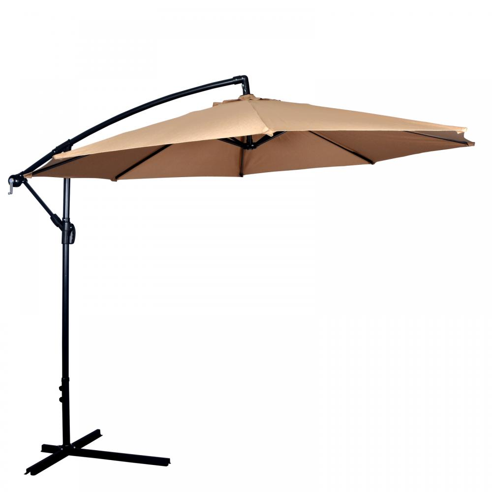 new patio umbrella offset 10 39 hanging umbrella outdoor