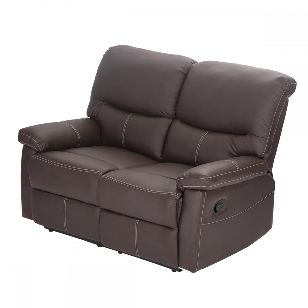 3 set sofa loveseat chaise couch recliner 321 leather living room furniture pr - Loveseat Recliners