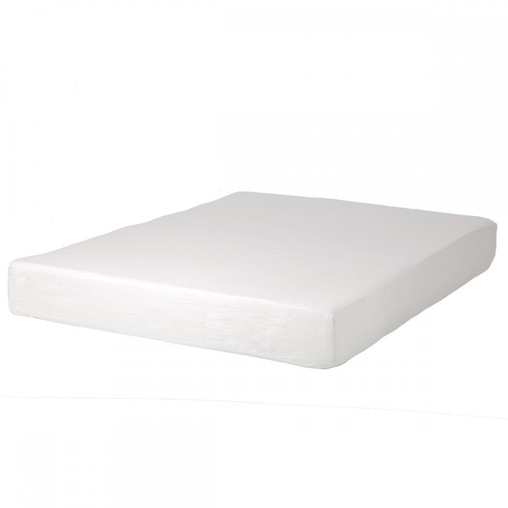 New memory foam mattress with cover twin full queen king size 6 8 10 12 ebay Full size memory foam mattress