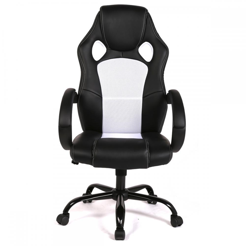 new high back race car style bucket seat office desk chair gaming chair r39 ebay. Black Bedroom Furniture Sets. Home Design Ideas