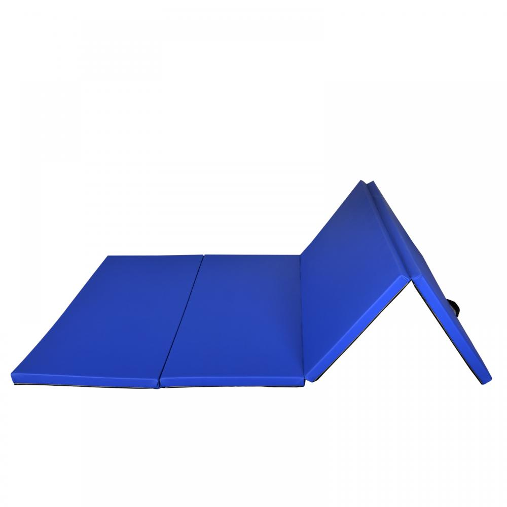 "4'x8'x2"" Gymnastics Gym Folding Exercise Aerobics Mats"