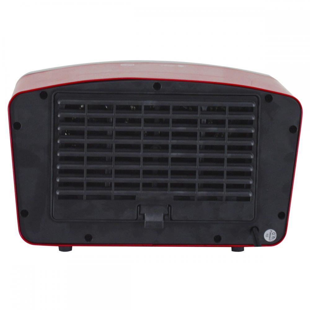 Comfort Zone Ceramic Space Heater Portable Desk Thermostat