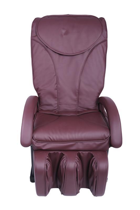Full Body Shiatsu Brown Massage Chair Recliner Bed Ec