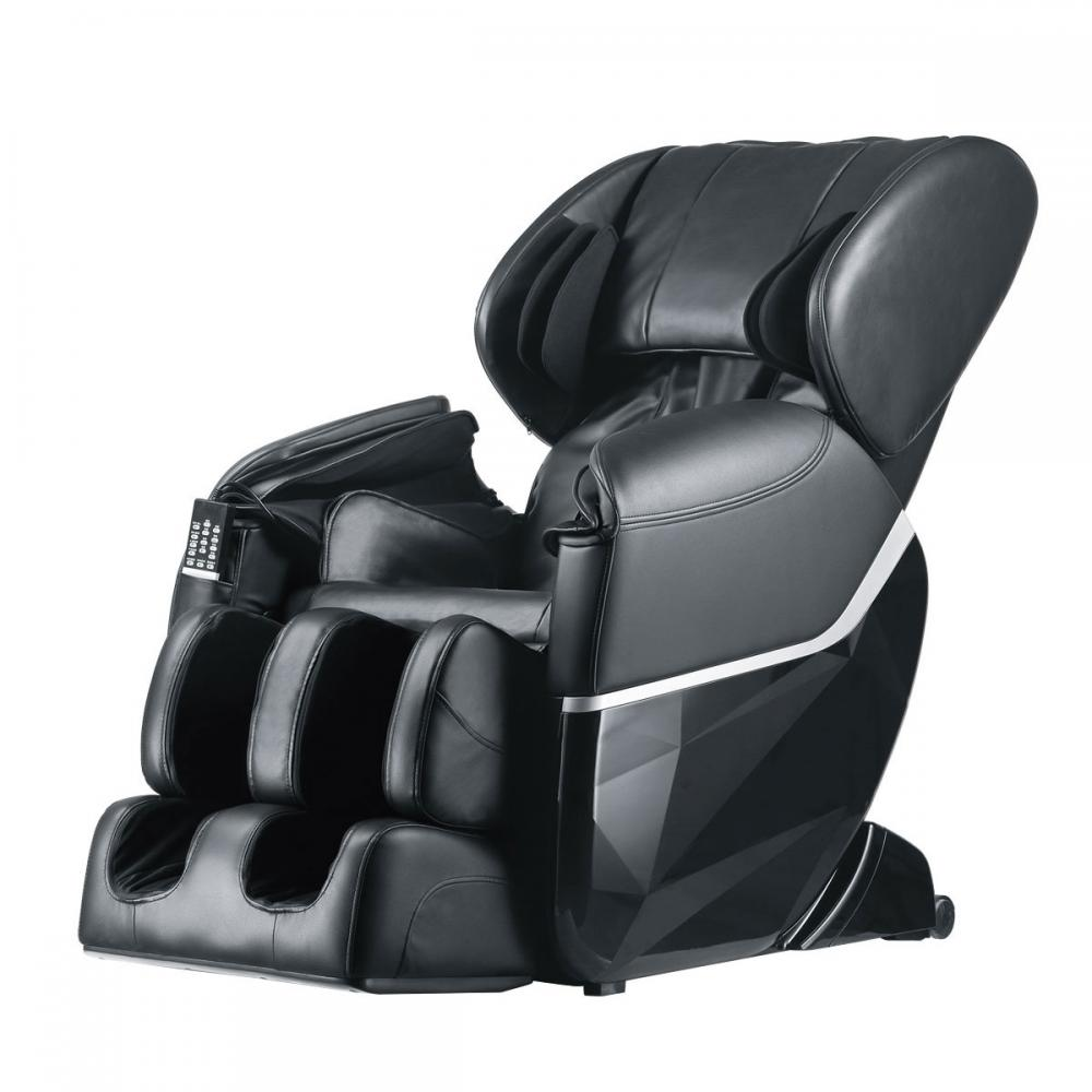 Zero gravity massage chairs - Electric Full Body Shiatsu Massage Chair Recliner Zero Gravity W Heat 77