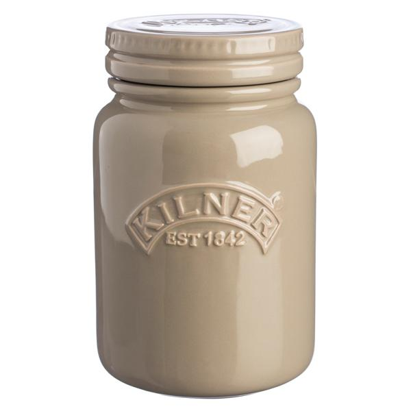 Kilner Ceramic 600ml Airtight Dry Food Pasta Storage Jar Ebay