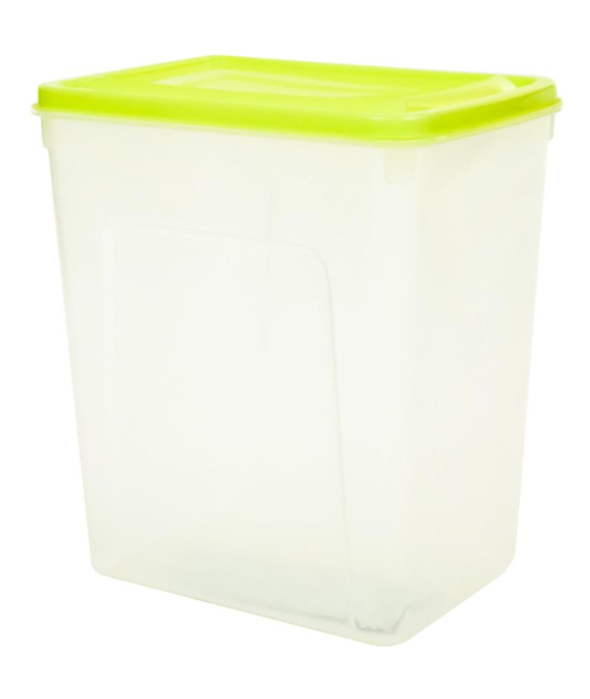 Home Lt Rectangular Plastic Kitchen Food Storage Box Container Ebay