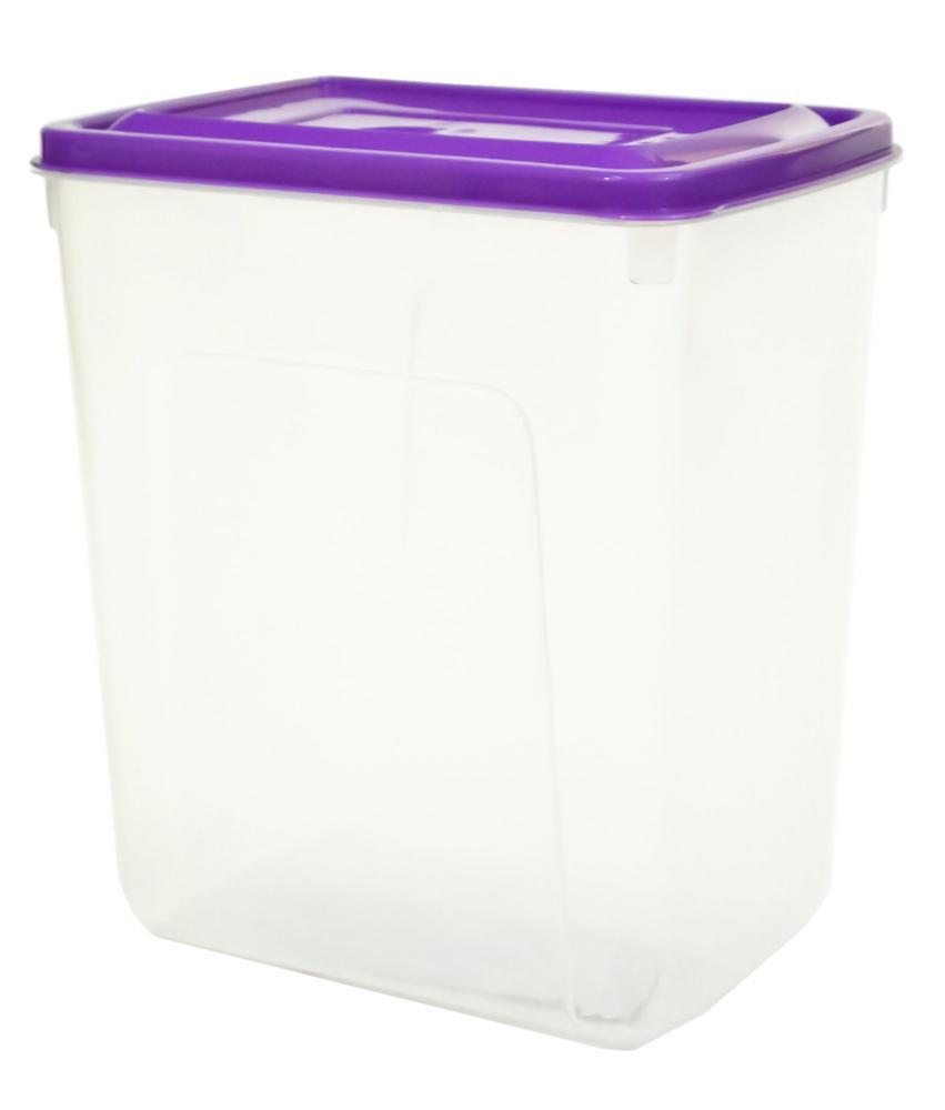 Royle Home 6Lt Rectangular Plastic Kitchen Food Storage
