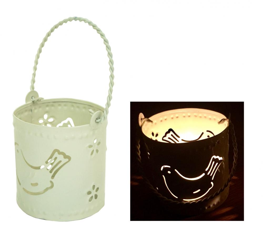 e2e-Cream-Metal-Votive-Candle-Tea-Light-Holder-Lantern-Christmas-Decoration