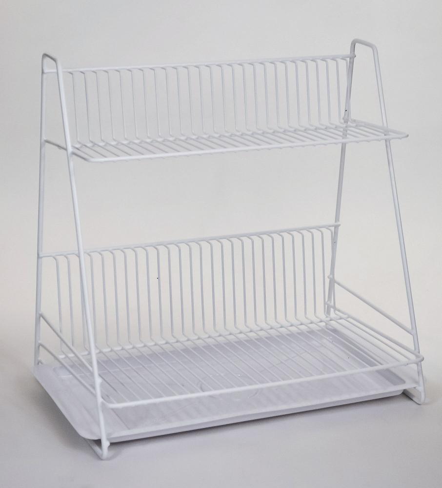 2 Tier Plate Rack - Castrophotos