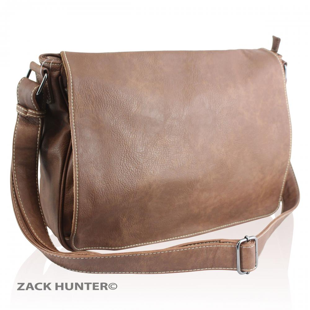 Mens Leather Shoulder Bag Australia – Shoulder Travel Bag