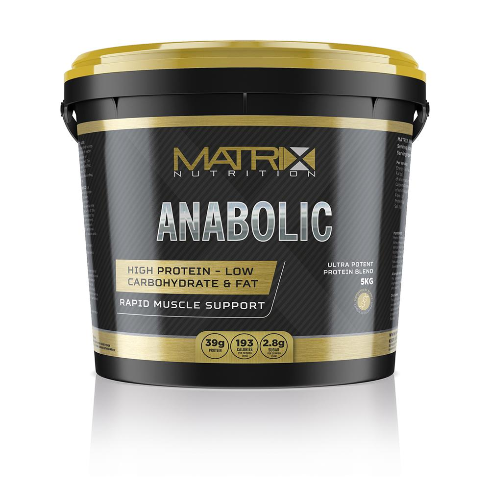 5kg matrix anabolic 80 whey protein reviews