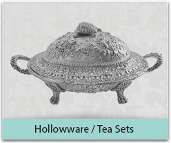 Hollowware/ Tea sets
