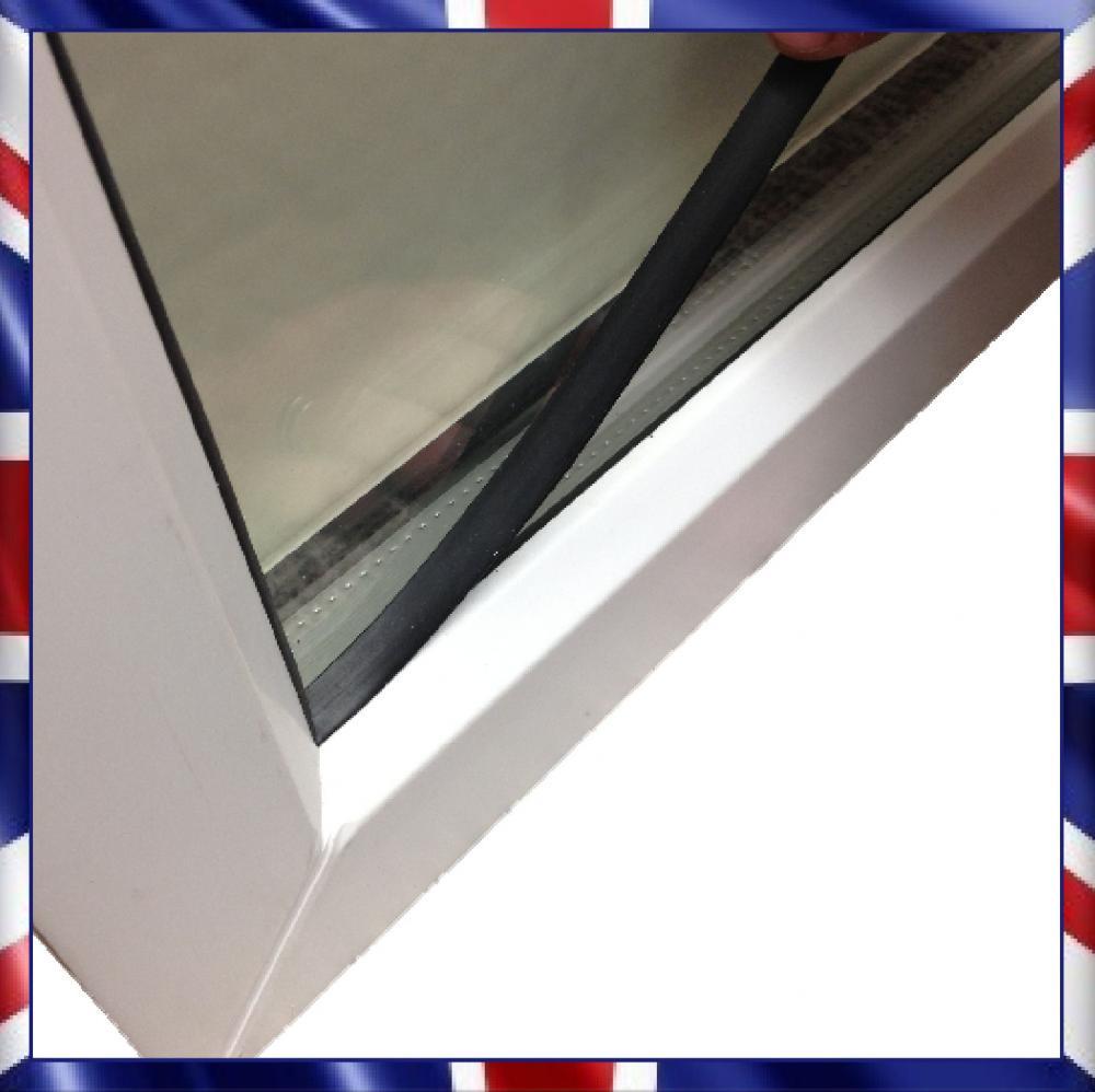 Window Glazing Gasket : Door upvc seal window gasket