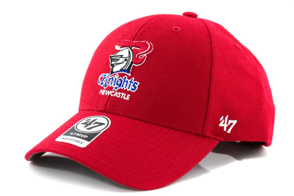Newcastle Knights Supporters Hat MVP Cap From 47 Brand ...