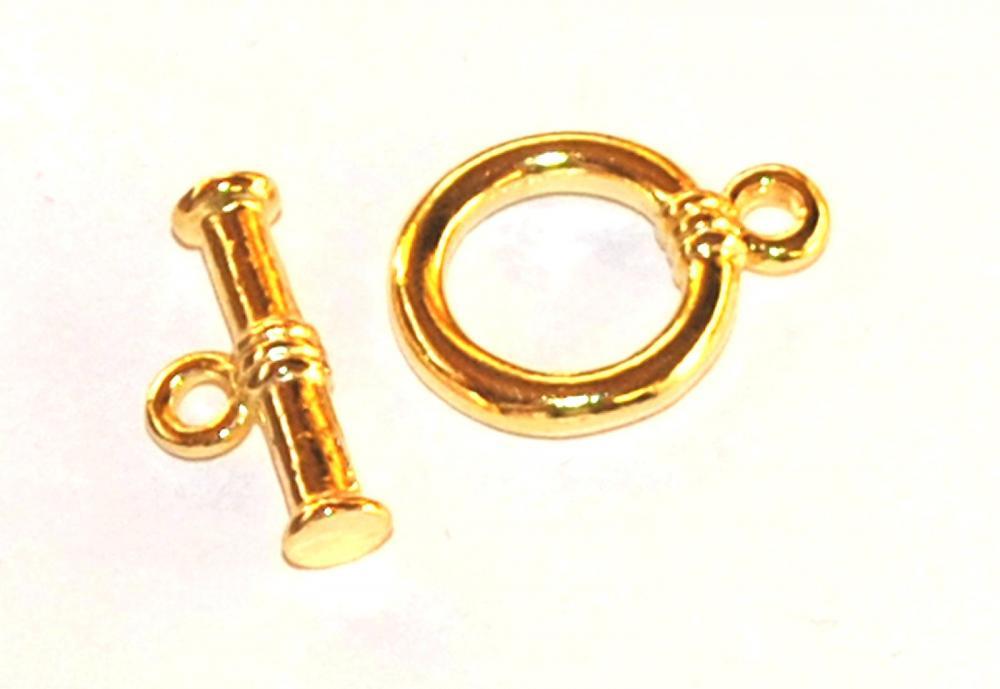 Bijoux Argent Qualité : Qualit? argent or toggle fermoirs bijoux necklace craft