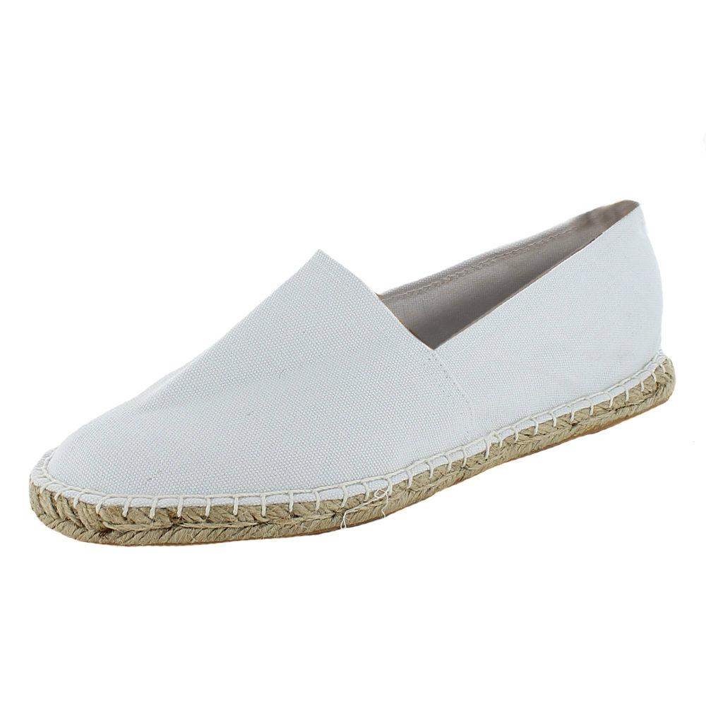 new mens espadrilles canvas summer deck shoes size uk 6 11