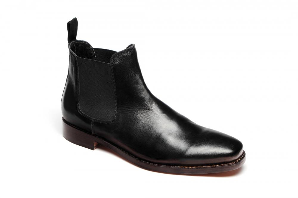 mens catesby 3013 all leather chelsea boots goodyear