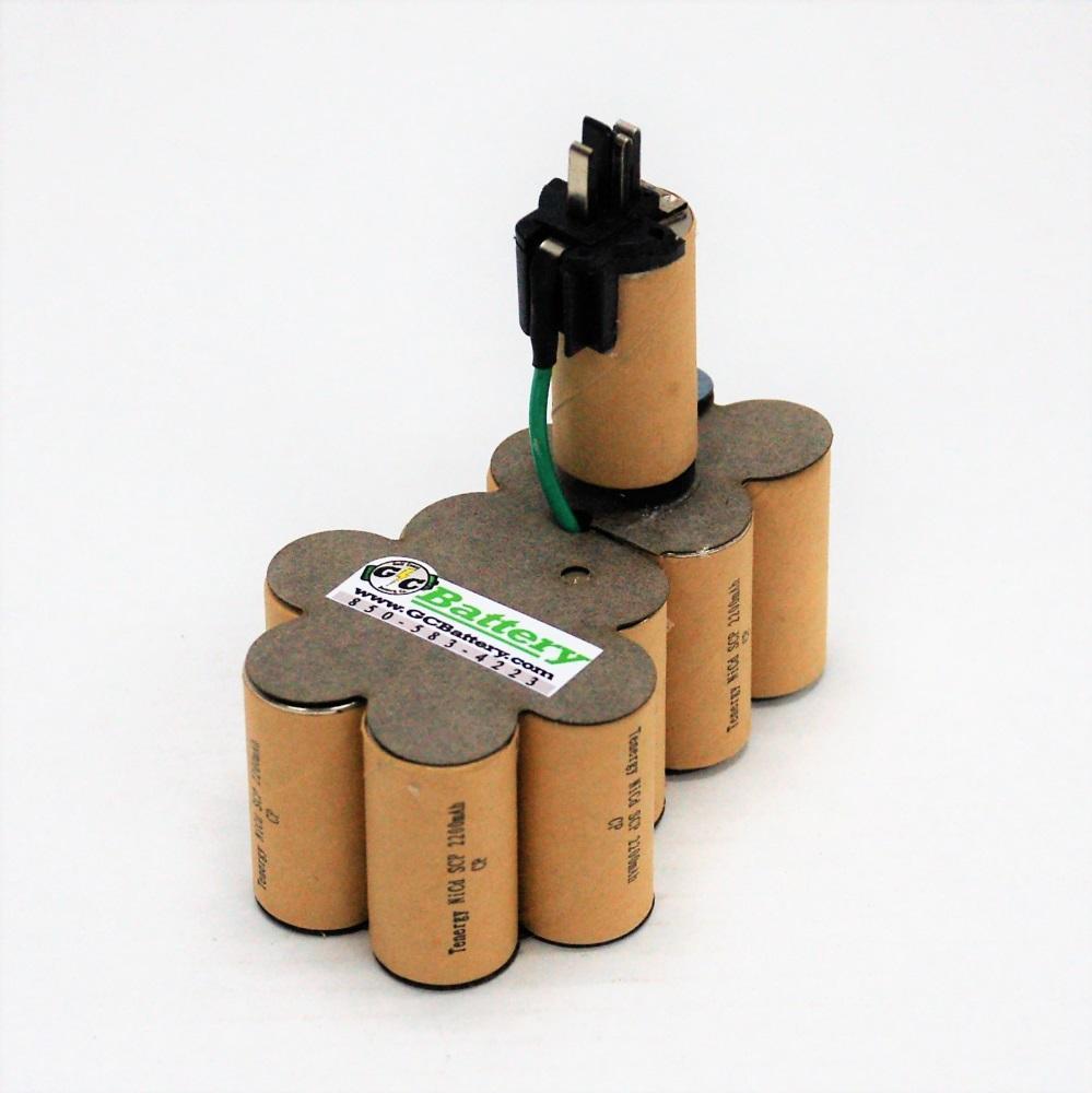 dewalt 14 4 volt dc9091 battery replacement internals. Black Bedroom Furniture Sets. Home Design Ideas