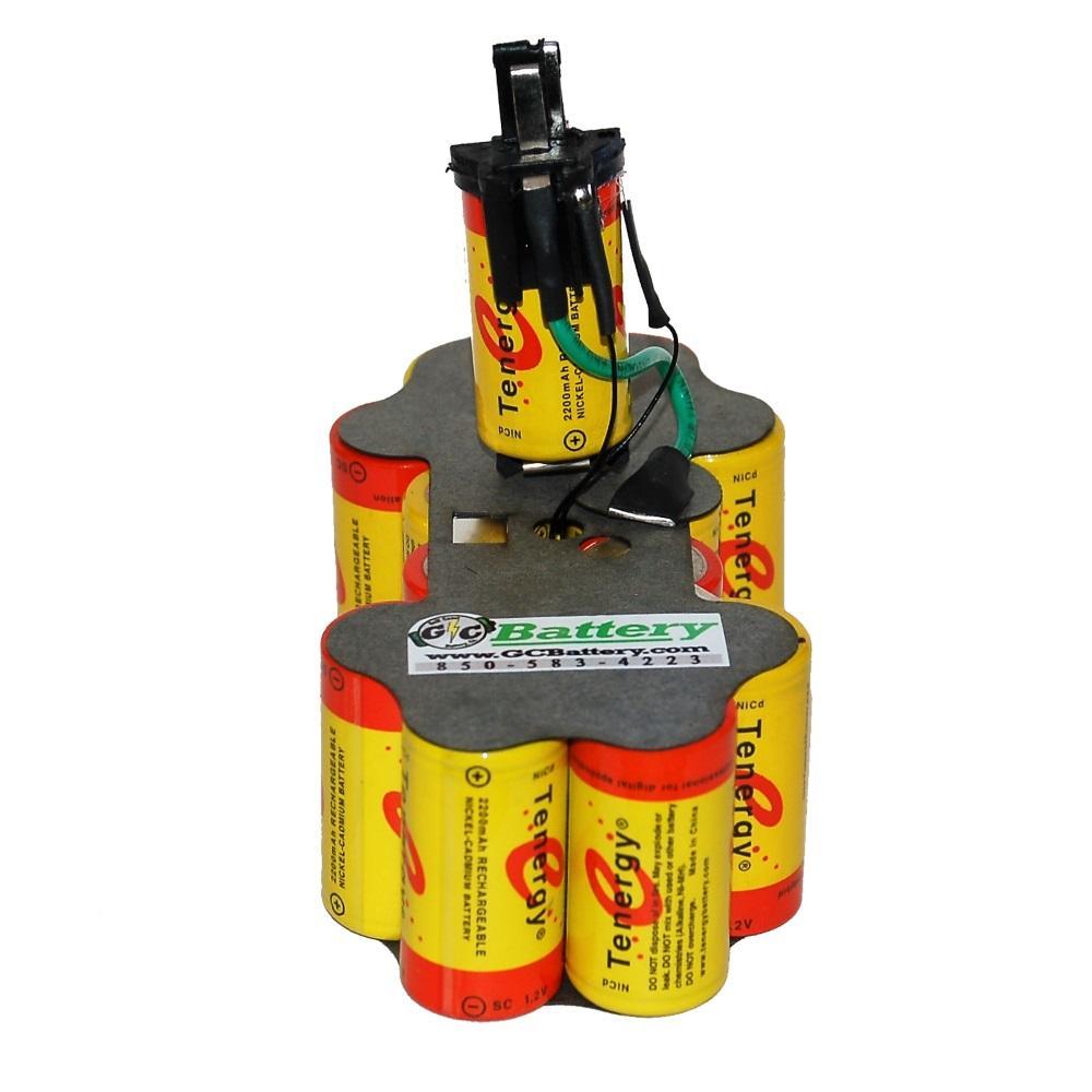 DeWALT 18V XRP Battery DC9096 DIY NEW Internals
