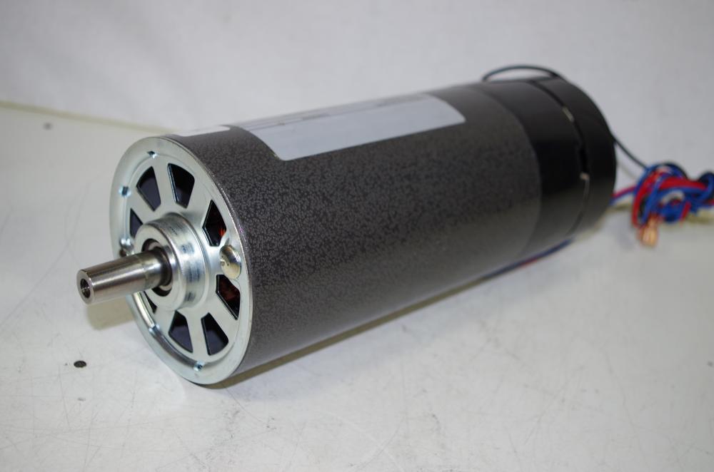 3hp dc motor permanent magnet 130vdc 2672 watts continuous for Surplus permanent magnet dc motors