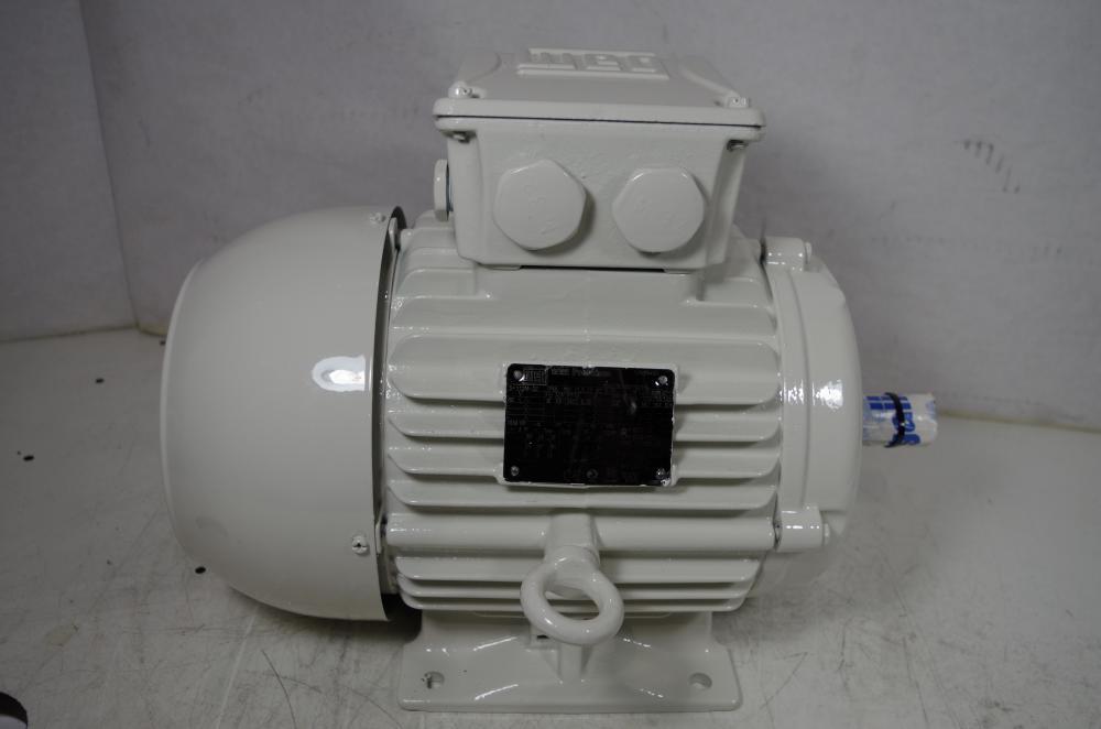 Weg Ac Motor W22 Premium 5 5kw 7 3hp Ip55 480vac 60hz