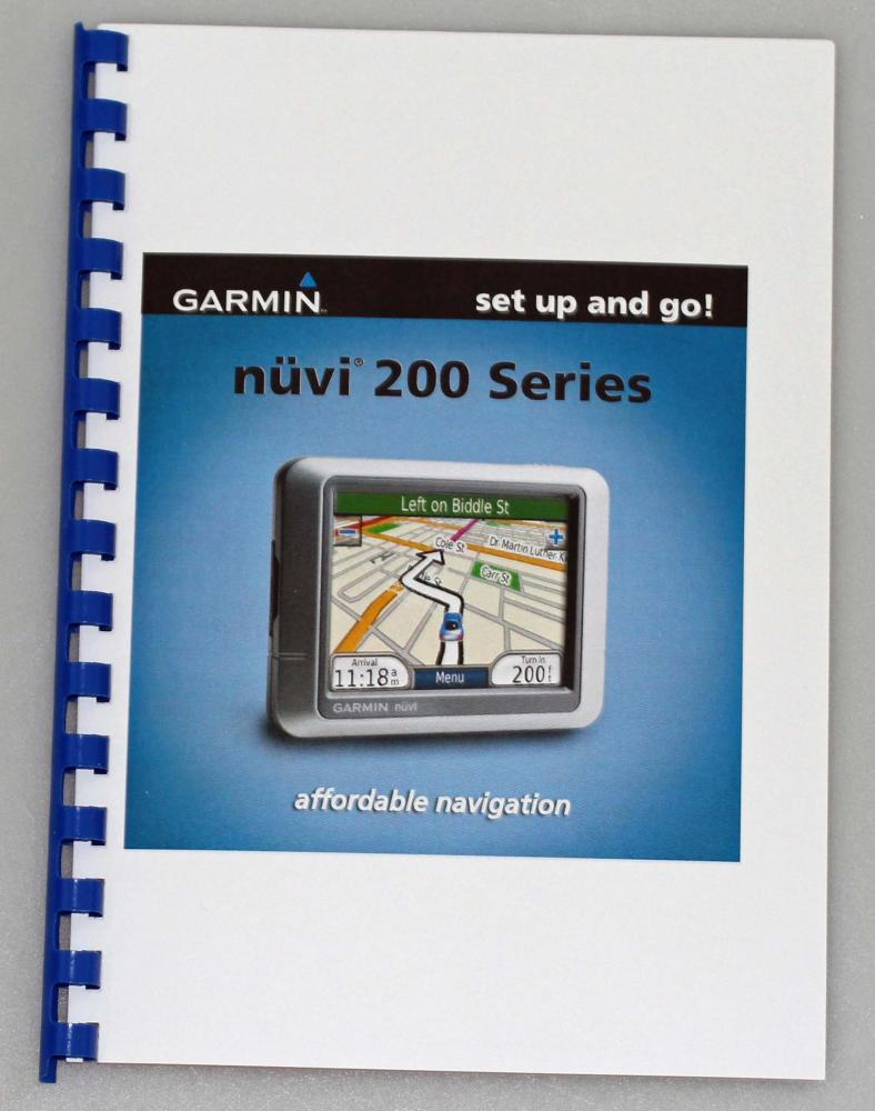 GARMIN Nuvi 200 UK ROI Maps 12 Months Guarantee 2 FREE