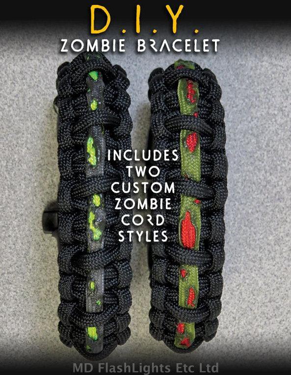 wazoo d i y 550 paracord bracelet ranger bands