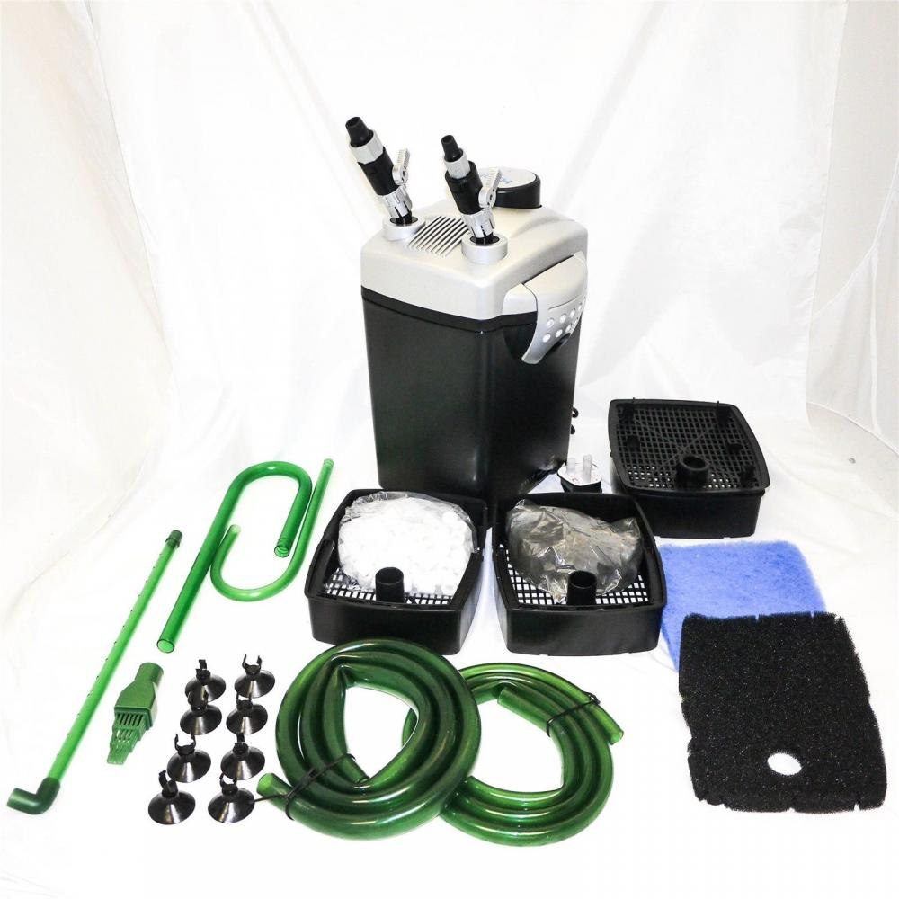 Hidom External Aquarium Filter Fish Tank Canister With